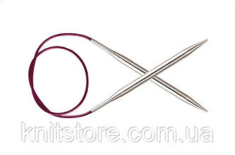 Спицы круговые Nova Metal KnitPro | 80 см | 4 мм