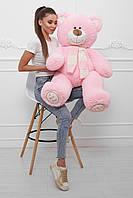 Плюшевый мишка Тоша 140 см (5) розовый