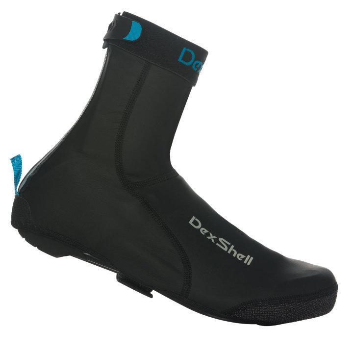 Бахилы велосипедные водонепроницаемые XL 47-49 Dexshell Light weight Overshoes