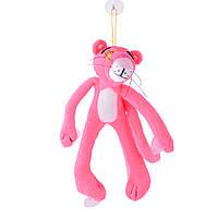 Мягкая игрушка на присосках 22 см Розовая пантера (41203.001)