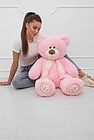 Плюшевый мишка Тоша 120 см (4) розовый