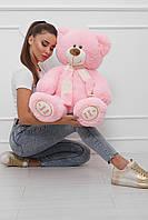 Плюшевый мишка Тоша 100 см. (3) розовый