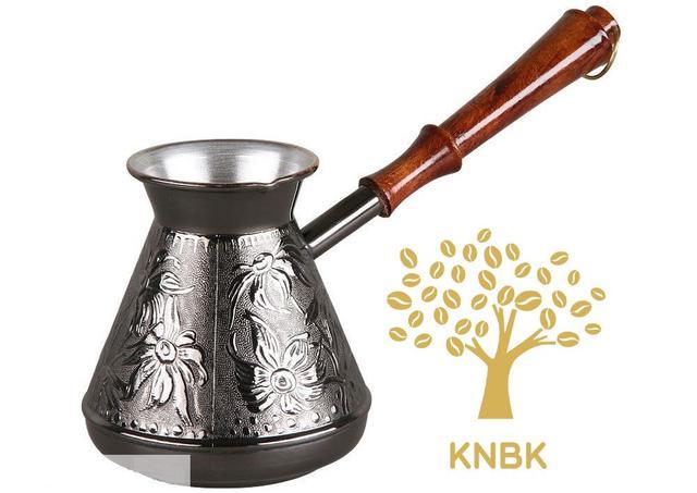 Турка медная 700 850мл.для приготовления кофе ООО