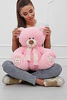 Плюшевый мишка Тоша 85 см. (2) розовый
