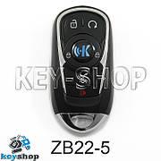 Ключ заготовка (ZB22-5) для программатора KEYDIY (KD-X2, KD900, KD900+, KD MINI)