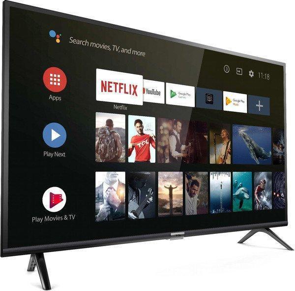 Телевизор TCL 32B3904 (32 дюйма / PPI 100 / HD / DVB-C/T2)