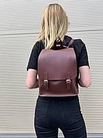 Рюкзак 6SDx5 бордовый