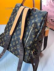 Женский стильный рюкзак-сумка Louis Vuitton, фото 2