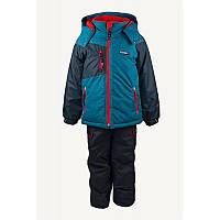 Детский зимний комплект для мальчика Gusti Канада 3039 GWB