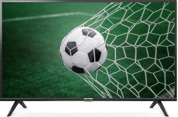 Телевизор TCL 32DD420 (32 дюйма / PPI 100 / LAN / Dolby Digital Plus 2 x 5Вт / DVB-C/T2)