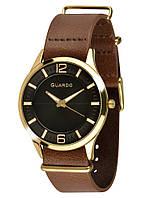 Чоловічі наручні годинники Guardo 010444-5 (GBBr)