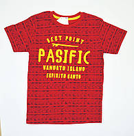Футболка для мальчика Pacific 134 ,140,146 см