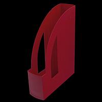 Лоток пластиковий вертикальний, червоний