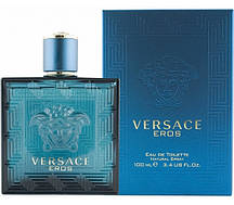 Мужская туалетная вода Versace Eros, 100 мл