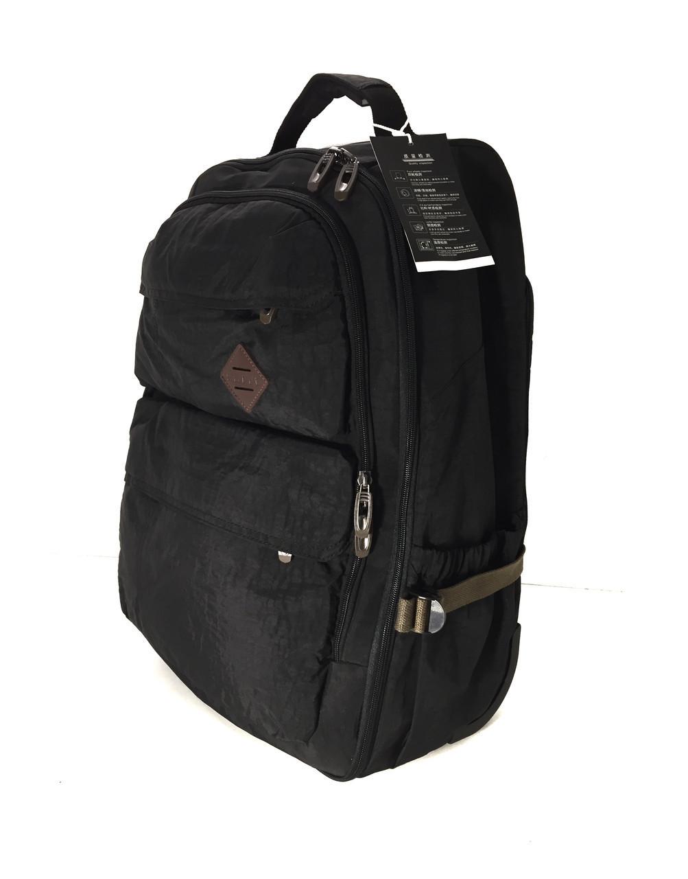 Saivi Сумка-рюкзак черный текстиль