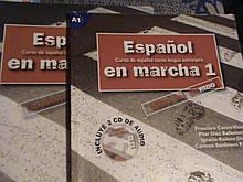 Francisca Castro en Espanol Marcha 1 Exercises Book+CD B1 (+ Audio CD) Підручник + Робочий зошит