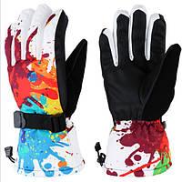 Перчатки лыжные, сноубордические ЗП-1009