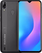 "Смартфон Blackview A60 Pro 3/16GB Dual Sim Interstellar Black (6931548305767); 6.088"" (1280х600) IPS / MediaTek Helio A22 / RAM 3 ГБ / 16 ГБ"