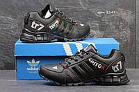 Мужские кроссовки Adidas TR7 черные 3247