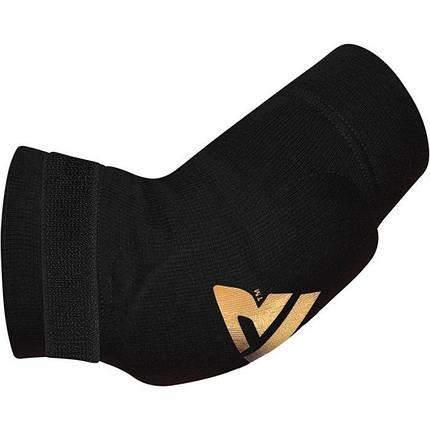 Налокотники для волейбола RDX Soft Black (2 шт.) S, фото 2