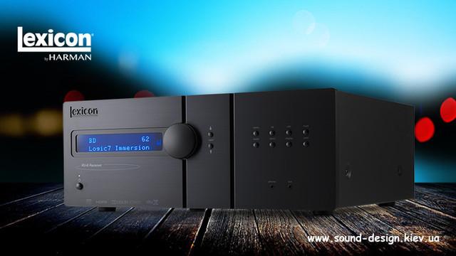 Lexicon RV-6 Dolby Atmos AV ресивер 11.2 домашнего кинотеатра