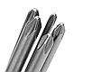Набор бит 5 шт, 150 мм, крестовые, легированная сталь, фото 3