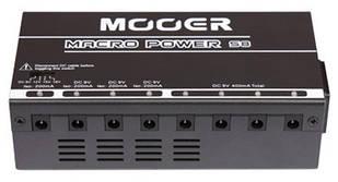 Блок живлення для гітарних педалей MOOER MACRO POWER S8