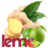 """Пюре фруктове для чаю, коктейлів """"Імбир-лайм-мед"""" LEMO, 1 кг, фото 3"""