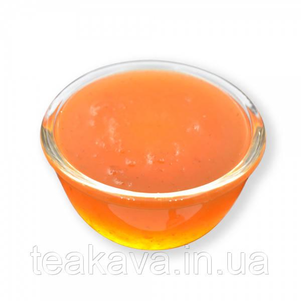 """Пюре фруктове для чаю, коктейлів """"Імбир-лайм-мед"""" LEMO, 1 кг"""