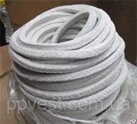 Набивка сальникова | Сальниковая набивка фторопластовая  АФТ 6-40 мм
