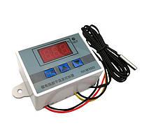 Цифровой терморегулятор XH-W3002 12V-120W с выносным датчиком