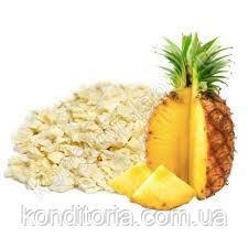 Сублімована ананас шматочки
