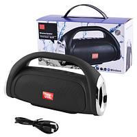 Bluetooth-колонка BOOMBOX SMALL LQ-09 (с фонарем), c функцией speakerphone, Power Bank, радио