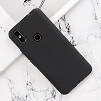 Чехол Soft Line для Leagoo M13 силикон бампер черный