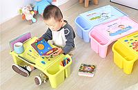 Стол-органайзер детский пластиковый универсальный
