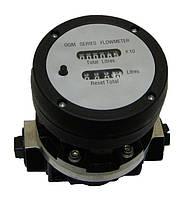 Расходомер OGM-А-25 (от 20 до 200л./мин. ) для бензовозов, заправок, АЗС  для бензовоза и т. д.