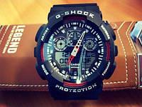 Часы Casio G-Shock GA-100. ТОП КАЧЕСТВО! + Гарантия!