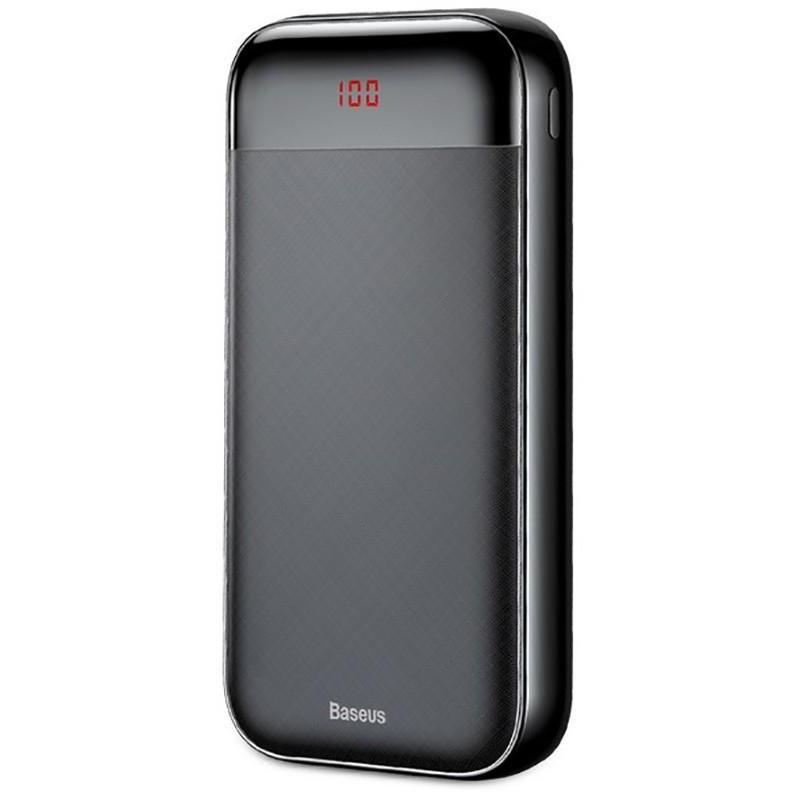 "Внешний аккумулятор Power Bank ""Baseus"" Mini Cu digital display 20000mAh"