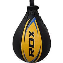Пневмогруша боксерская RDX Bearing Gold, фото 3