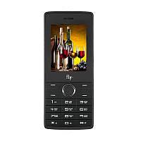"Мобильный телефон Fly FF244 Dual Sim Grey; 2.4"" (320х240) TN / клавиатурный моноблок / MediaTek 6261D / ОЗУ 32 МБ / 32 МБ встроенной + microSD до 16"