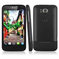 THL W3+ MTK 6577 Android 4.0 (Black)