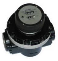 Расходомер OGM-А-40 (до 250л./мин. ) для бензовозов, заправок, АЗС  для бензовоза и т. д.