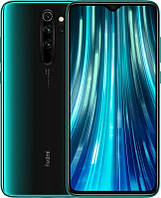 "Смартфон Xiaomi Redmi Note 8 Pro 6/128GB Dual Sim Forest Green; 6.53"" (2340х1080) IPS / MediaTek Helio G90T / ОЗУ 6 ГБ / 128 ГБ встроенной + microSD"