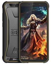 """Смартфон Blackview BV5500 Pro 3/16GB Dual Sim Yellow (6931548305811); 5.5"""" (1440х720) IPS / MediaTek MT6739V/WW / ОЗУ 3 ГБ / 16 ГБ встроенной +"""