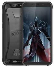 """Смартфон Blackview BV5500 Pro 3/16GB Dual Sim Black (6931548305798); 5.5"""" (1440х720) IPS / MediaTek MT6739V/WW / ОЗУ 3 ГБ / 16 ГБ встроенной + microSD"""
