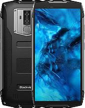 """Смартфон Blackview BV6800 Pro 4/64GB Dual Sim Black (6931548305446); 5.7"""" (2160х1080) IPS / MediaTek MT6750T / ОЗУ 4 ГБ / 64 ГБ встроенной + microSD"""