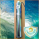Глубинный скважинный водяной насос для скважин для дома в колодец Водолей БЦПЭ 0,5-50У, фото 3