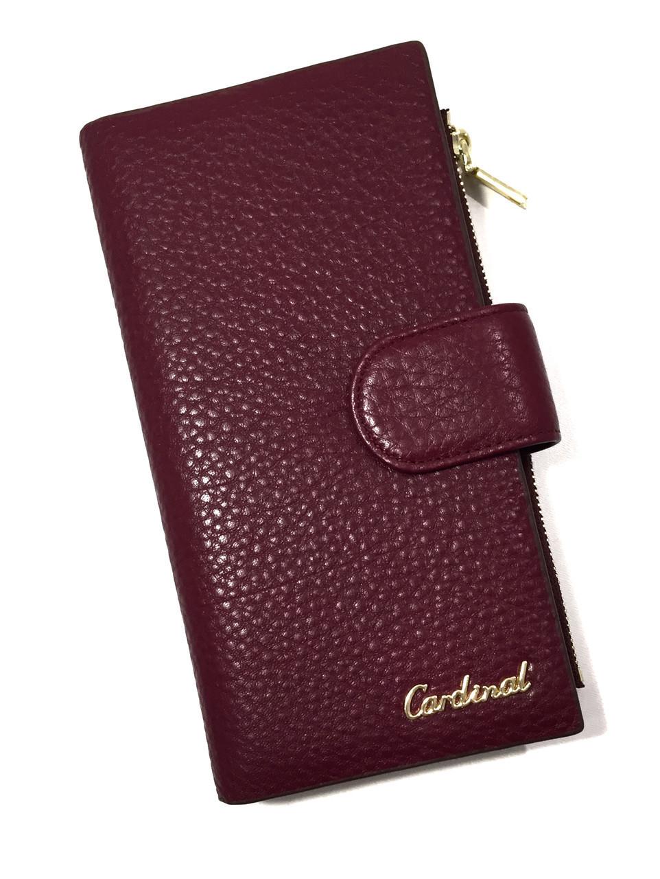 Кошелек - клатч Cardinal