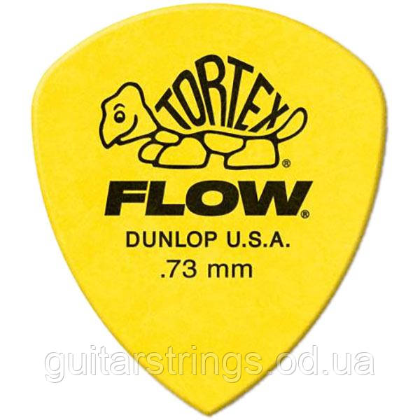Медиатор Dunlop 558R.73 Tortex Flow Standard 0.73 mm