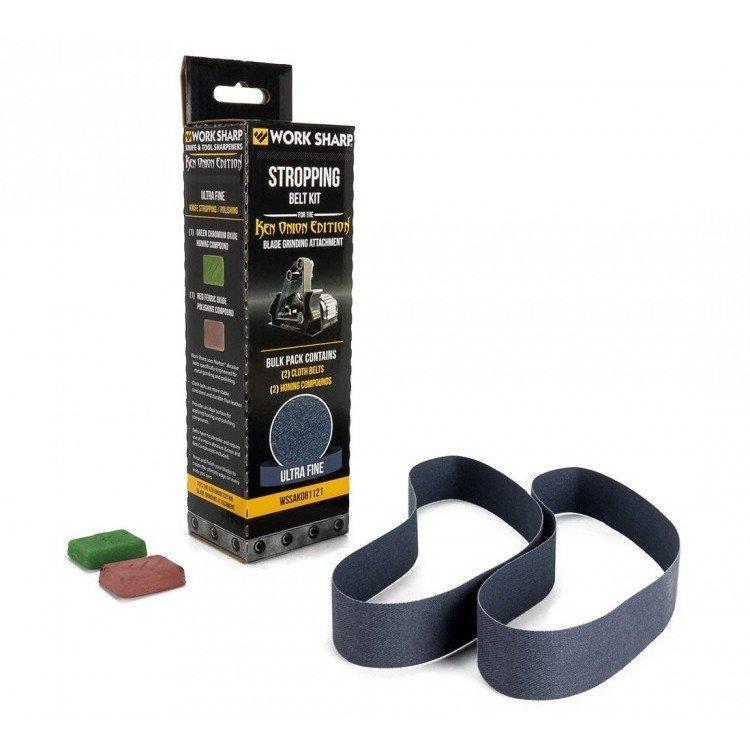 Набор сменных ремней ЗМ для KO-Blade Grinder 26х450 мм (4шт) зернистость P180